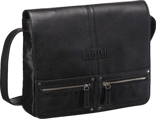 Кожаные сумки Brialdi VALLEJO-bl цена и фото