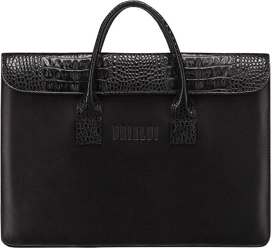 Кожаные сумки Brialdi VIGO-bl