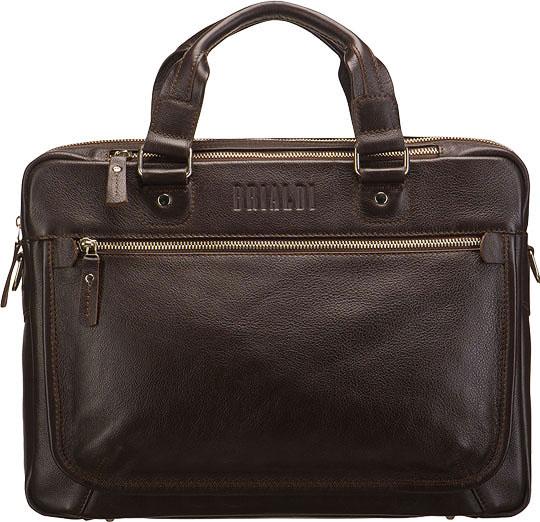 Кожаные сумки Brialdi YORK-br