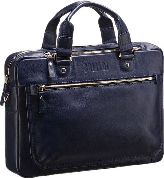 Кожаные сумки Brialdi YORK-navi кожаные сумки brialdi lincoln navi