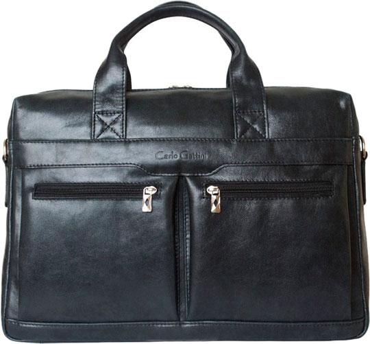 Кожаные сумки Carlo Gattini 1007-20 несессер carlo gattini rivalta 6001 6001 04