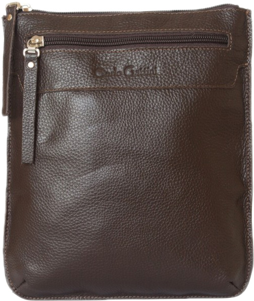 Кожаные сумки Carlo Gattini 5021-04 несессер carlo gattini rivalta 6001 6001 04