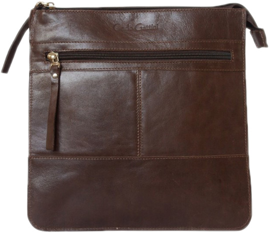 Кожаные сумки Carlo Gattini 5022-02 carlo gattini antico ruffo brown 1005 02 cg