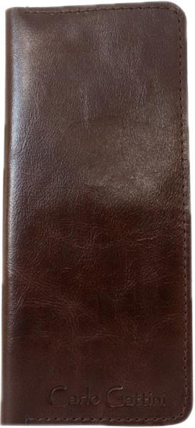 Кошельки бумажники и портмоне Carlo Gattini 7403-02 carlo gattini antico ruffo brown 1005 02 cg