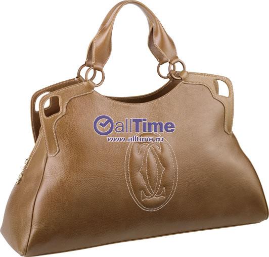 Marcello de Cartier.  Изящная женская сумка.  Большая модель.