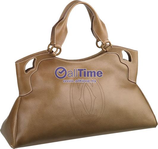 Marcello de Cartier.  Изящная женская сумка.  Средняя модель.
