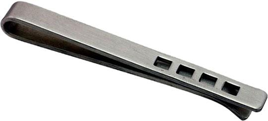 Зажимы для галстуков Colibri LTA101200E yoursfs® мужская классическая нержавеющая сталь свадебная юбилейная бриллиантовая цепочка для галстука