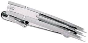 Зажимы для галстуков Colibri LTA102100E зажимы для галстуков s t dupont st5225