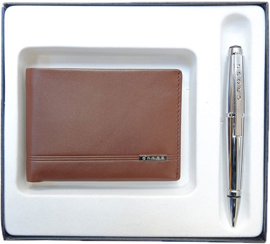 Кошельки бумажники и портмоне Cross AC018068-3NAB