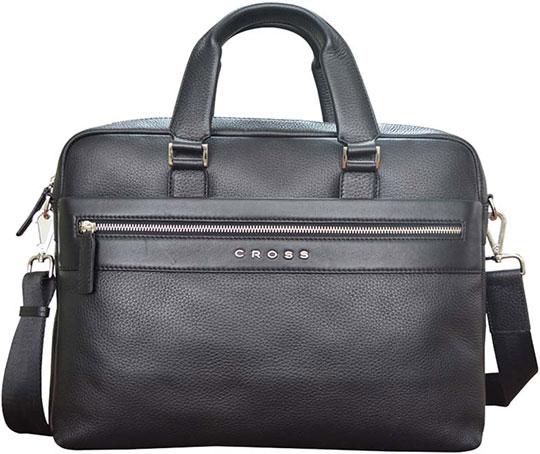цена Кожаные сумки Cross AC021111-1 онлайн в 2017 году