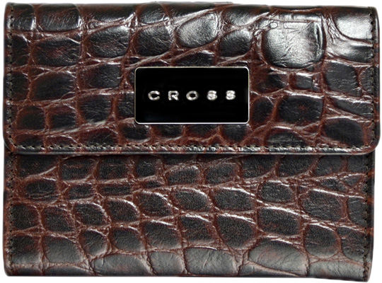 цена  Кошельки бумажники и портмоне Cross AC538225-2  онлайн в 2017 году