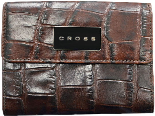 цена  Кошельки бумажники и портмоне Cross AC538226-2  онлайн в 2017 году