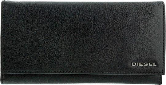 Кошельки бумажники и портмоне Diesel X03928-PR271/T8013 визитницы и кредитницы diesel x03921 pr271 t8013