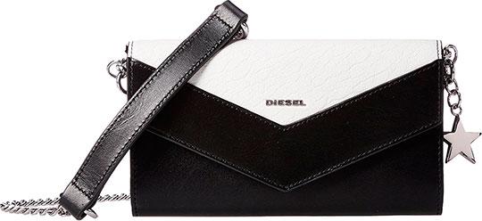 Кошельки бумажники и портмоне Diesel X04348-P1557/H1532 кошельки бумажники и портмоне diesel x04996 pr013 t2189