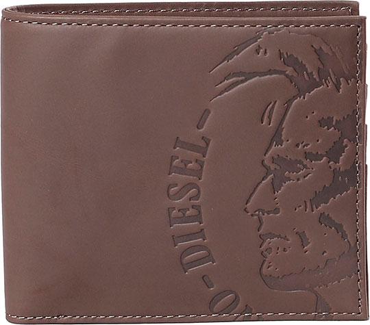 Кошельки бумажники и портмоне Diesel X04763-PR160/T8014 визитницы и кредитницы diesel x04764 pr160 t8014