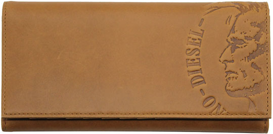 купить Кошельки бумажники и портмоне Diesel X04765-PR160/T2278 по цене 7470 рублей