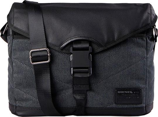 цена Кожаные сумки Diesel X04804-P1377/H5748 онлайн в 2017 году