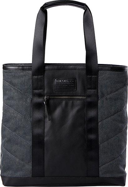 цена Кожаные сумки Diesel X04806-P1377/H5748 онлайн в 2017 году