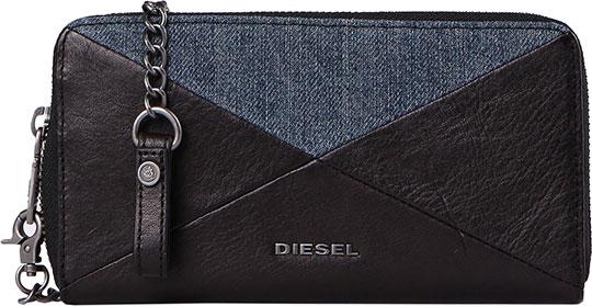 Кошельки бумажники и портмоне Diesel X04981-PS778/T8013 браслеты diesel x04783 p1004 t8013