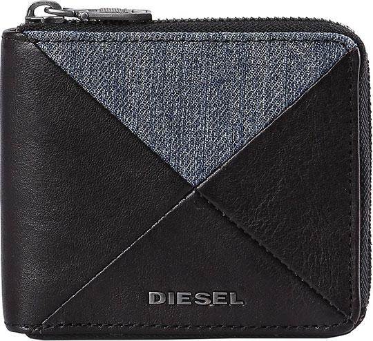 Кошельки бумажники и портмоне Diesel X04982-PS778/T8013 кошельки бумажники и портмоне diesel x05081 p1506 t8013