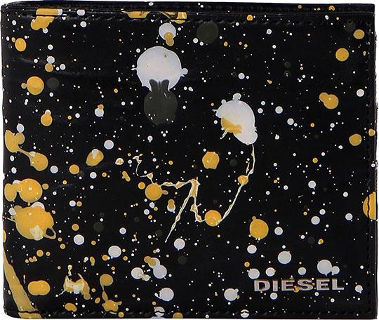 Кошельки бумажники и портмоне Diesel X04985-P1452/T8013 бумажник diesel dzx02812 pr472 t8013 14