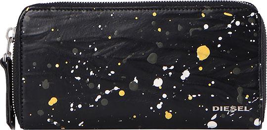 Кошельки бумажники и портмоне Diesel X04986-P1452/T8013 бумажник diesel dzx02812 pr472 t8013 14