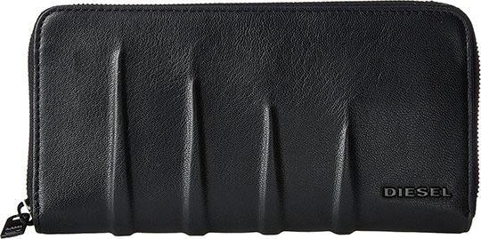 Кошельки бумажники и портмоне Diesel X04999-PR160/T8013 визитницы и кредитницы diesel x04761 pr160 t8013