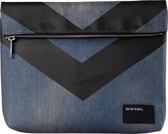 цена Кожаные сумки Diesel X05047-P0023/H4933 онлайн в 2017 году
