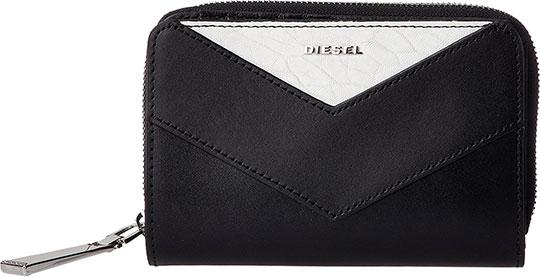 купить Кошельки бумажники и портмоне Diesel X05203-P1557/H1532 по цене 6870 рублей