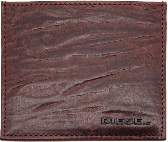 Визитницы и кредитницы Diesel X05250-PR080/T5017 визитницы и кредитницы diesel x04761 pr160 t8013