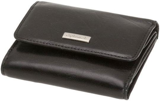 Кошельки бумажники и портмоне Diplomat SK-005-1-1B