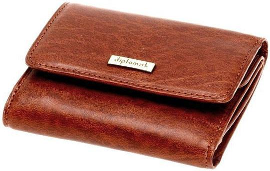 цена  Кошельки бумажники и портмоне Diplomat SK-005-1-2C  онлайн в 2017 году