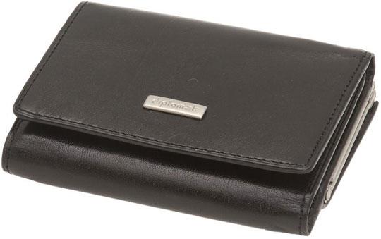 цена  Кошельки бумажники и портмоне Diplomat SK-022-1-1B  онлайн в 2017 году