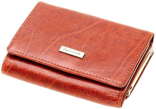 цена  Кошельки бумажники и портмоне Diplomat SK-022-1-2C  онлайн в 2017 году