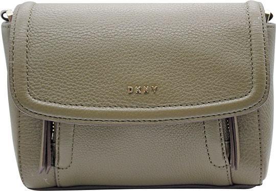 цена Кожаные сумки DKNY R171210201382 онлайн в 2017 году