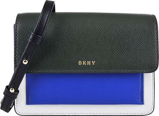 Кожаные сумки DKNY R171360203346