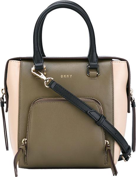 цена на Кожаные сумки DKNY R171591001352