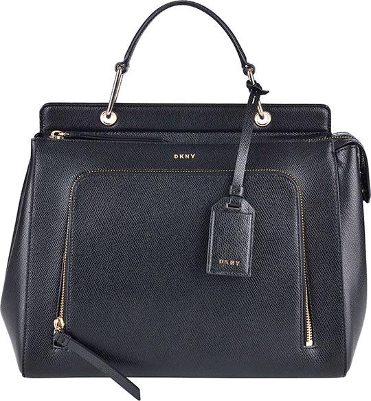 Кожаные сумки DKNY R461161002001