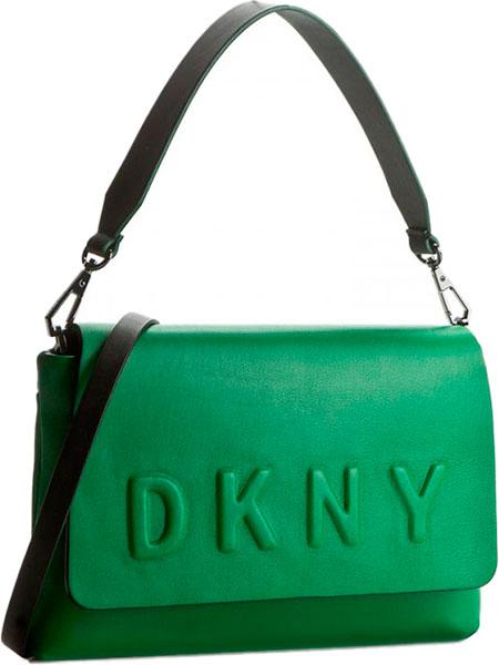 Кожаные сумки DKNY R461540602353
