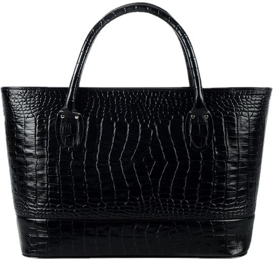 цена  Кожаные сумки FABULA S.105.KR.CHERNYJ  онлайн в 2017 году