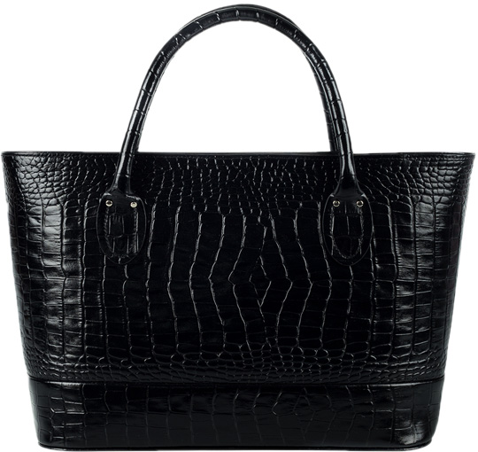 Кожаные сумки FABULA S.105.KR.CHERNYJ