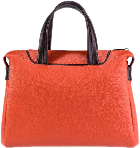 Кожаные сумки FABULA S.127.SN.RYZHIJ-SHOKOLADNY