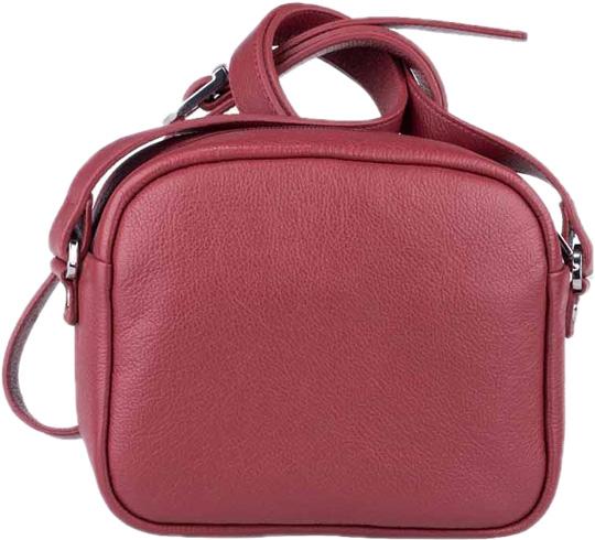 Кожаные сумки FABULA S.137.FP.JAGODNYJ