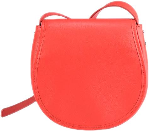 Кожаные сумки FABULA S.138.CH.GREJPFRUT сумки fabula сумка