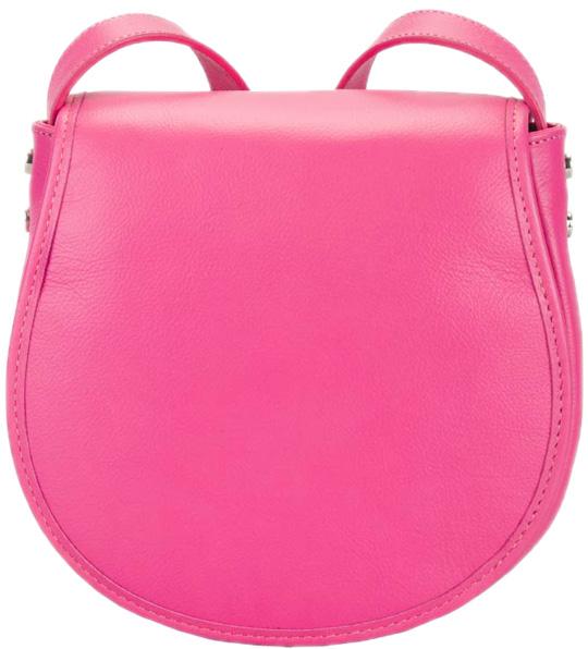 Кожаные сумки FABULA S.138.CH.ROZOVYJ