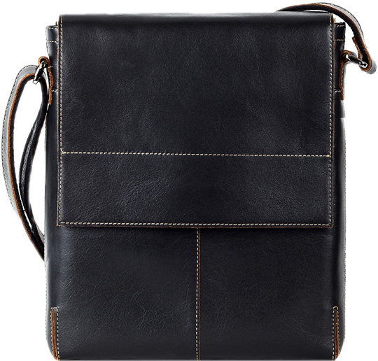 Кожаные сумки FABULA S.7/1.TXF.CHERNYJ
