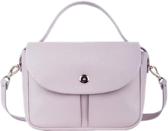 Кожаные сумки FABULA S/S.16.10.PM.SIRENEVYJ