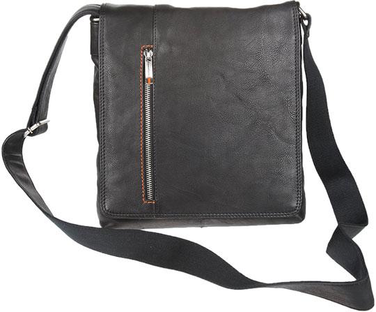 Кожаные сумки Gianni Conti 1042531-black