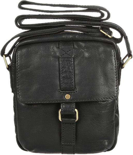 Кожаные сумки Gianni Conti 1072355-black