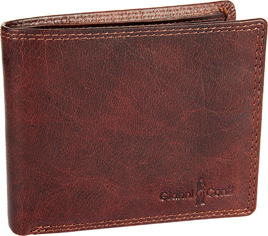 Кошельки бумажники и портмоне Gianni Conti 1077100-tan кошельки mano портмоне для авиабилетов